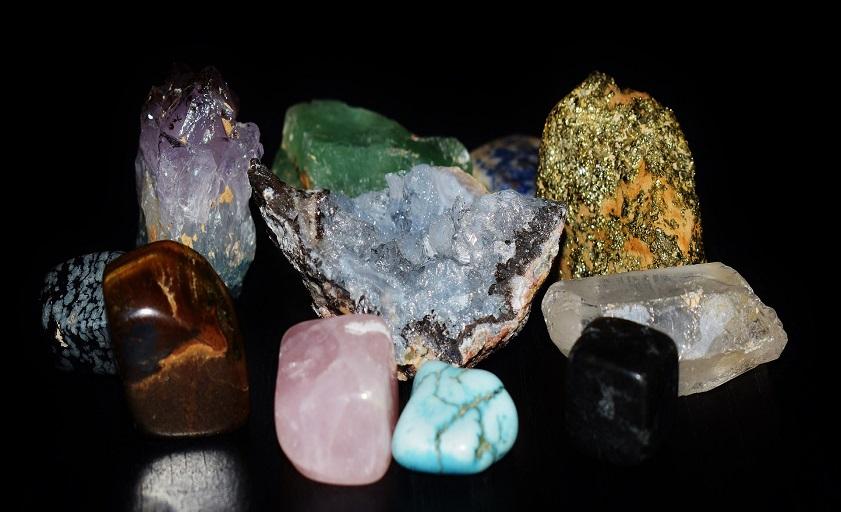 Zdrowotne właściwości kamieni szlachetnych