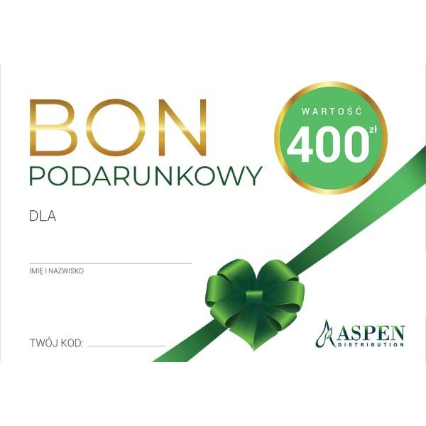 Bon podarunkowy 400