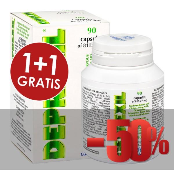 Deprexil® 90 kaps.  Suplement diety
