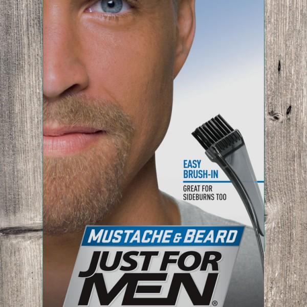 JFM Żel do wąsów i brody / piaskowy blond M10